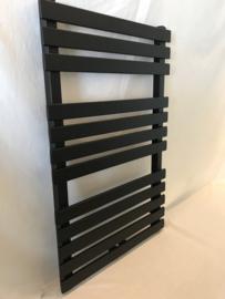 bari mat zwart 80 cm hoog 50 cm breed