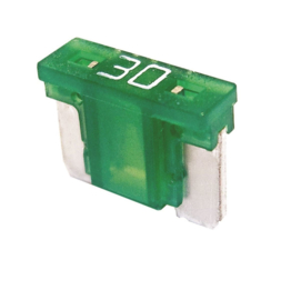 Steekzekering mini low profile 30A (10 stuks) - SFLP7030