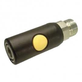 Prevost snelkoppeling geel man - CACA0204