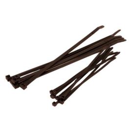 Bundelband zwart 3,6X370 (100 stuks) - SC37036