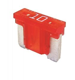 Steekzekering mini low profile 10A (10 stuks) - SFLP7010