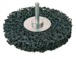 Polycarbide wiel 100mm - CA0092