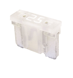 Steekzekering mini low profile 25A (10 stuks) - SFLP7025