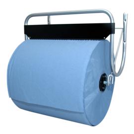 Muurstandaard, metaal voor grote rollen papier - 438302