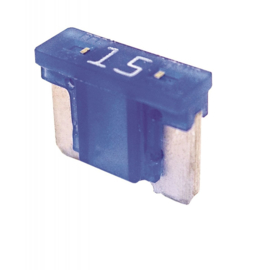 Steekzekering mini low profile 15A (10 stuks) SFLP7015