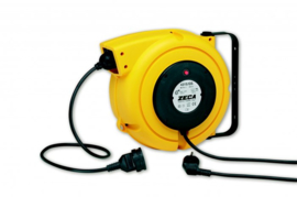 Elektrahaspel Zeca 14 + 1 m - CA0215