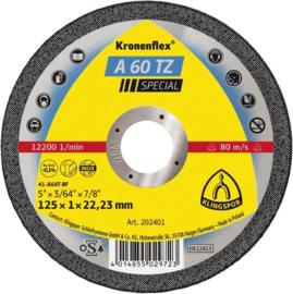 Klingspor doorslijpschijf 100 x 1,0 x 16 mm, (25 stuks) - 202402