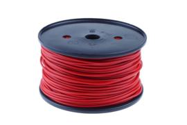 Kabel pvc 2,5mm² rood, 100 meter - 340144404