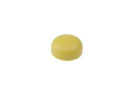 Kentekenplaat kapje nylon geel (250 stuks) - ALG-BULK