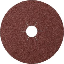 Klingspor flexibele schuurschijf 180 x 22 mm, korrel 36, (25 stuks) - 11060