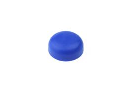 Kentekenplaat kapje nylon blauw (250 stuks) -  ALB-BULK