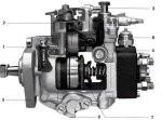 VW T3 Mechanische brandstofpomp SDI