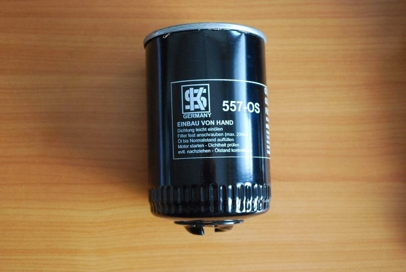 VW T3 Oliefilter W940