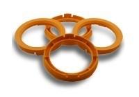 Centreerringen 70,0-60,1 oranje, HM700601