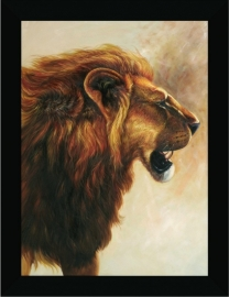 LION schilderij