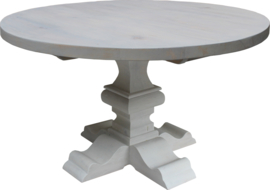 THOR kloostertafel rond ø 120 of  135cm.