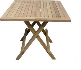 LIPAT Bijzet klaptafel 45x45x45