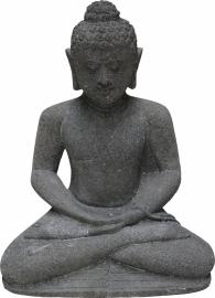 Boeddha Beeld Lava 50 cm hoog | 34 kg