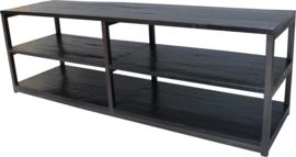 ISHA TV - wandmeubel  180 cm. | Industrieel