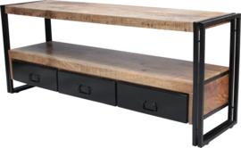 BOAZ TV-meubel 150 cm Industrieel