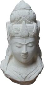 Boeddha Buste 110 cm hoog