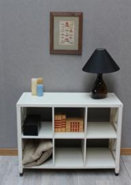 KENT Boekenkast | Wandmeubel laag