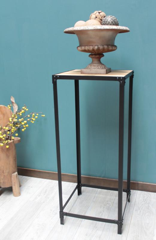 JACK Plantentafel 120 cm.  Hoge smalle tafel