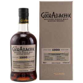 Glenallachie 1990 2020 Single Cask PX Hogshead for Kirsch