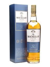 Macallan Fine Oak 12 yo