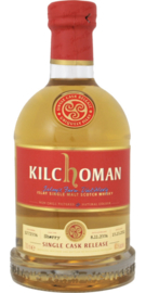 Kilchoman Single Sherry Cask Release for WIN