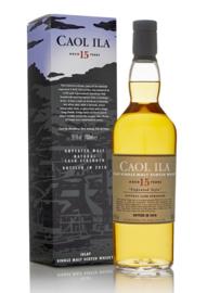 Caol Ila Unpeated Style 15 yo Special Release 2018