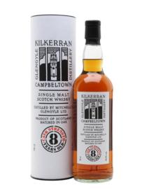 Kilkerran 8 yo Sherry Casks 56,9% bottled 2021