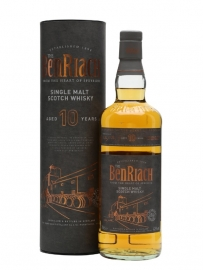 Benriach 10 yo Speyside (new Botteling)