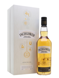 Inchgower 27 yo Special Release 2018 Diageo
