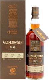 Glendronach 1992 Single Cask 5897 27 yo Batch 18