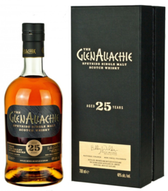 Glenallachie 25 years old Core Range