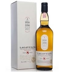 Lagavulin 8 yo, 200th anniversary