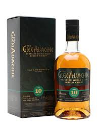 Glenallachie 10 yo Cask Strength Batch 2