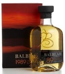 Balblair 1989-2008 43,0% 1st release