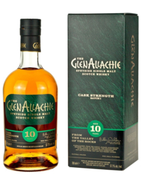 Glenallachie 10 years Cask Strength Batch 1