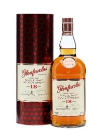 Glenfarclas 18 yo 1,0 ltr
