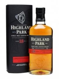 Highland Park 18 yo