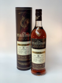 Maltman Secret Islay 5 yo