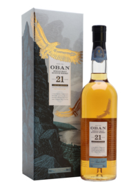 Oban 21 years old Special Release 2018
