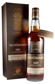 Glendronach 2003 Single Cask 930 12 yo Batch 13