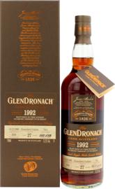 Glendronach 1992 Single Cask 7411 27 yo Batch 18