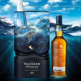 Talisker 43 years old Xpedition Oak