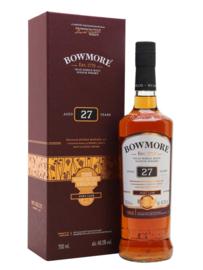 Bowmore 27 The Vinters Trilogy