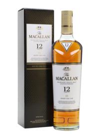 Macallan 12 yo Sherry Cask matured