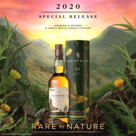 Lagavulin 12 yo Cask Strength Special Release Diageo 2020